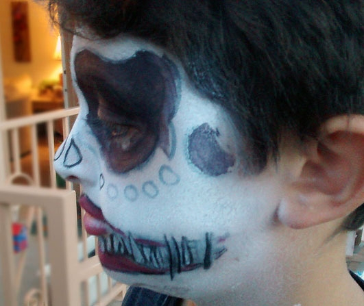Face Painting Per Hour San Diego