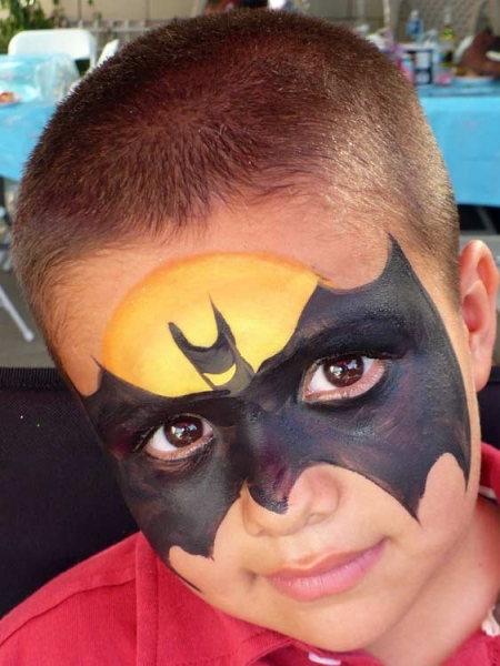 Tonkovich Face Painting