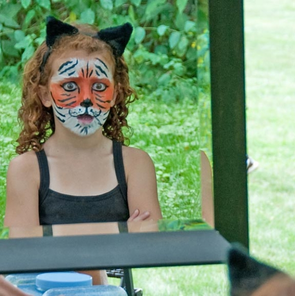 Dixie Face Painting Akron Ohio