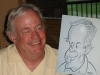 Chris Berg Party Caricature