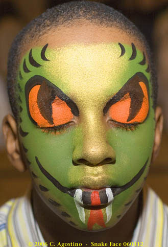 Face Paint Images on Face Paint By Christopher Agostino