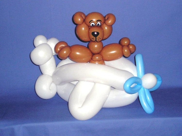 Balloon Sculpture by Alayna Queary