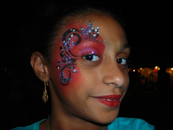 Facepaint by Dwoira Glilea