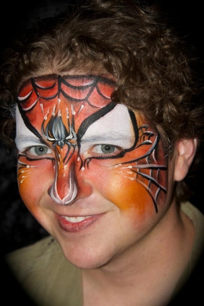Facepaint by Sharon Hodges