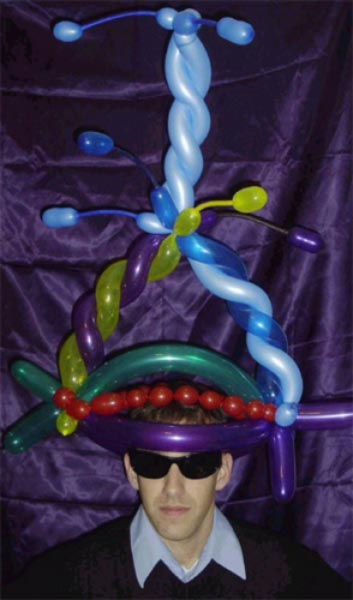 Balloon Sculpture by Mr Bump
