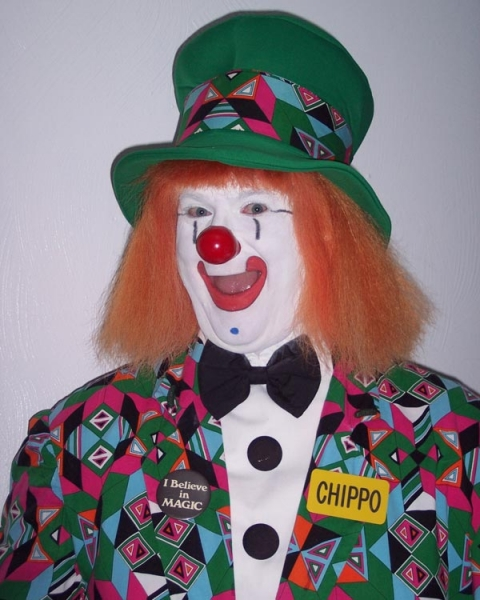 Ray Lucas as Chippo the Clown