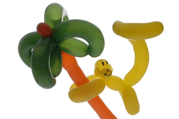 Balloon Sculpture by Jim Burkardt