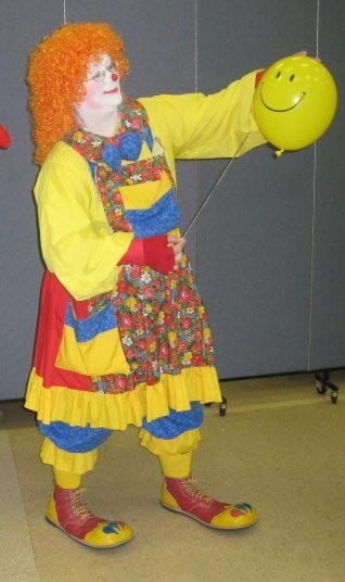Snippy Doodle the Clown