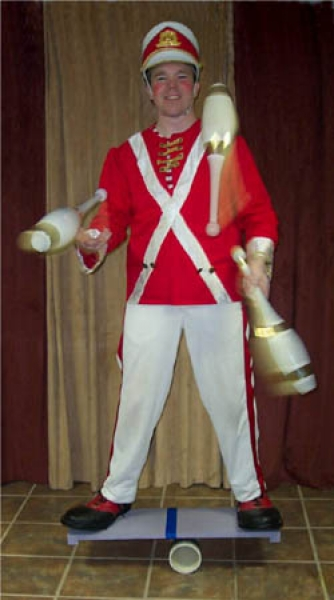 Greg May Toy Soldier