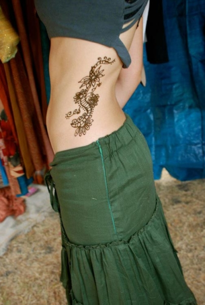 Henna Tattoo by Farrah Godfrey