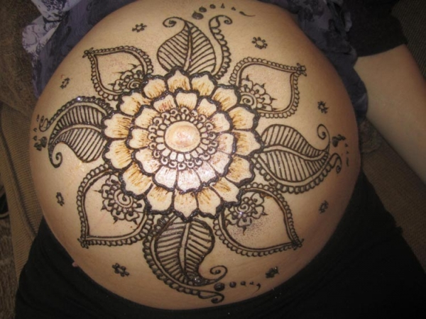 Henna Tattoo by Sejal Shah