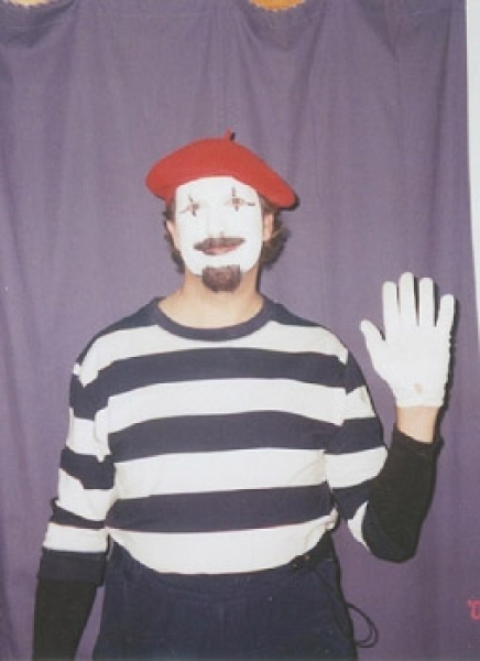 Bill McGinnis Mime