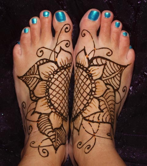 Henna Tattoo by Kelly Welker