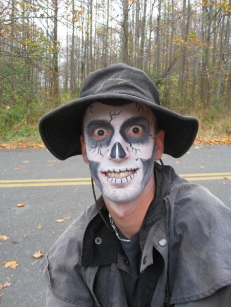 Face paint by Janice Weinman