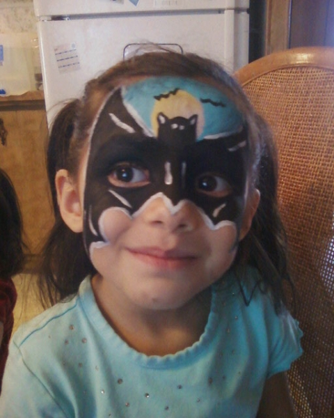 Face Painting by Marie Davis