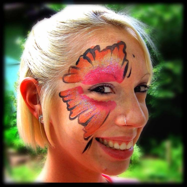 Face Painting by Suzanne Grover