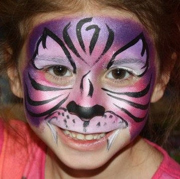 Face Painting by Scribbles