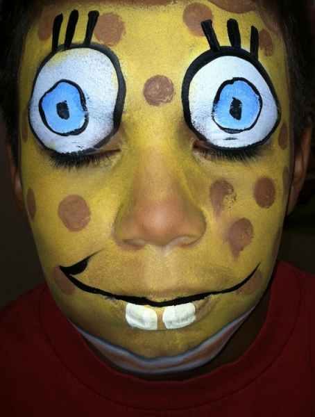 Face Painting by KittyLuv