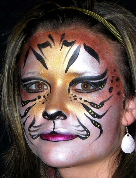 Therese B. Face Painting