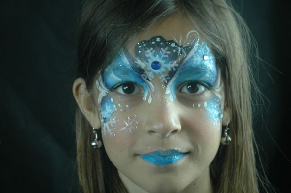 Face Painting by Marcella