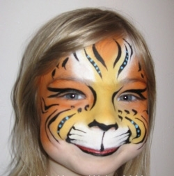 Face Painting by Karen Weiss
