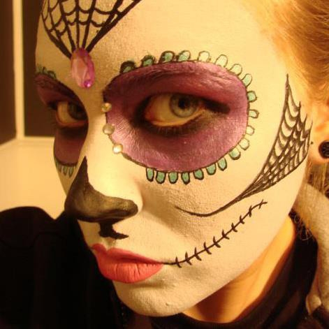 Face Painter Erica Campbell