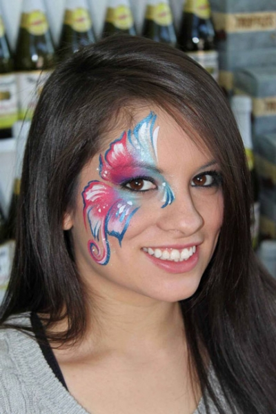 Face Painter Kristal White
