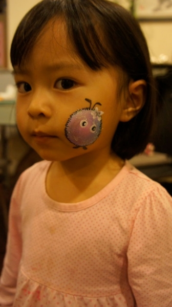 Face Painter Stacy Chen