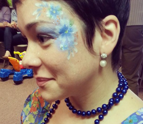 Face Painter Marissa Blaszko