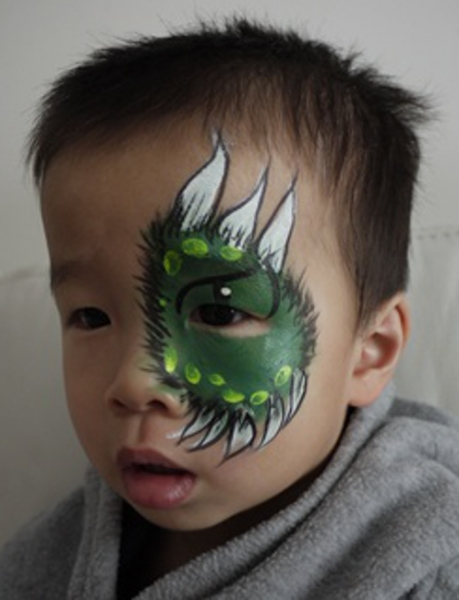 Face Painter Perla Chen