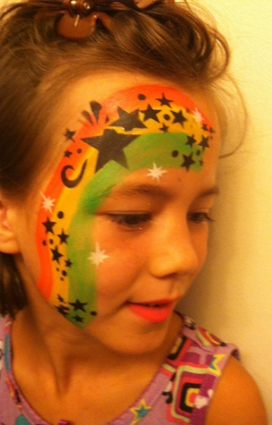 Amanda Younger Face Painter