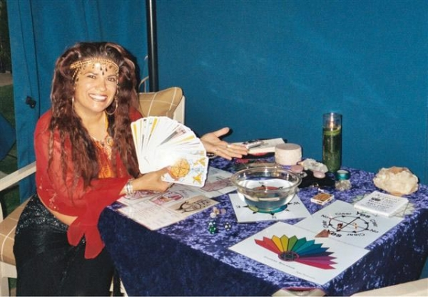 Amy Ford Fortune Teller