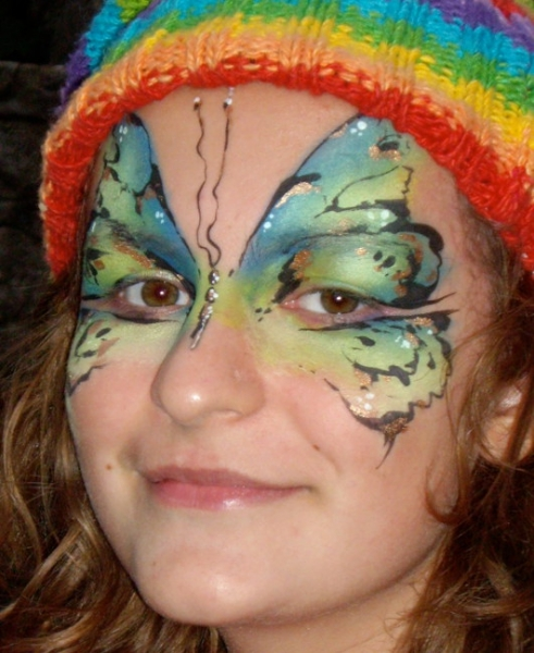 Face Painter Valerie Daft