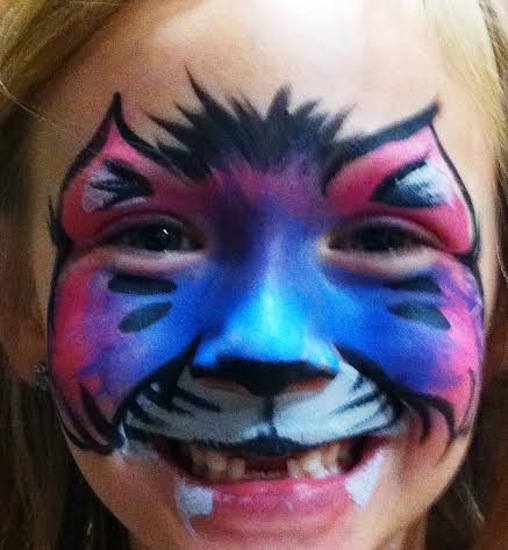 Face Painter Cynthia King