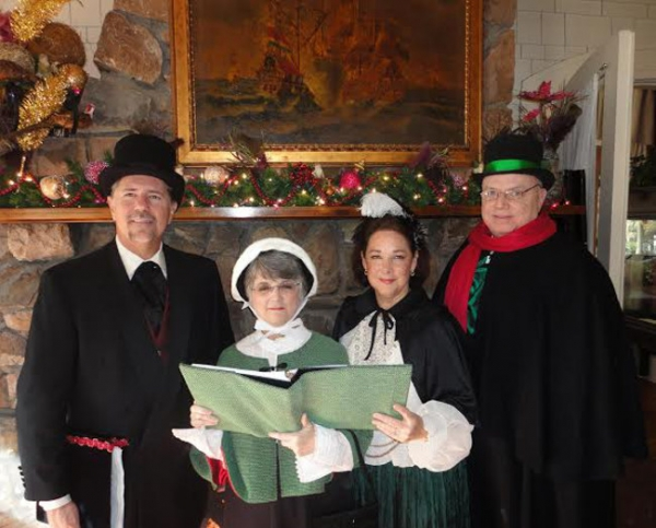 The Holiday Singers Carolers