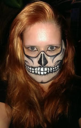 Face Painter Bethany McLean