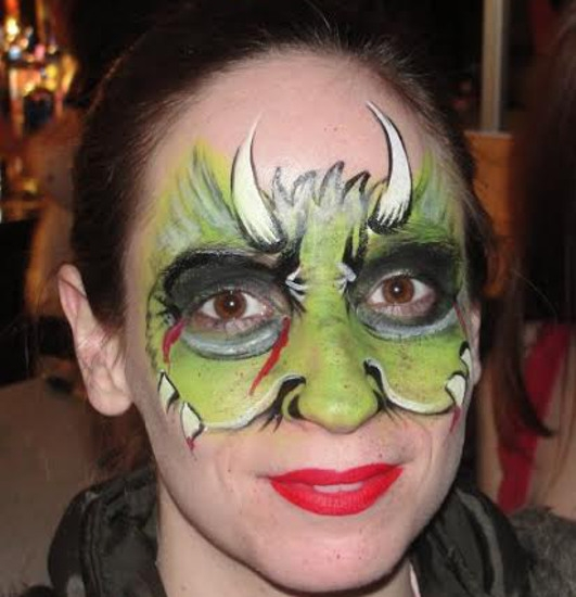 Face Painter Chad Moore