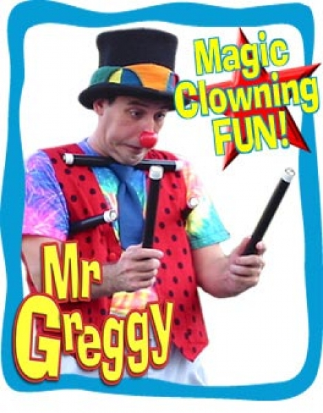 Mr. Greggy Clown