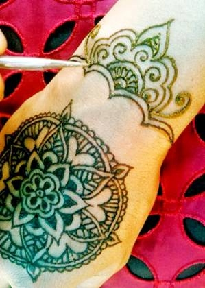 Henna Design by Mahina