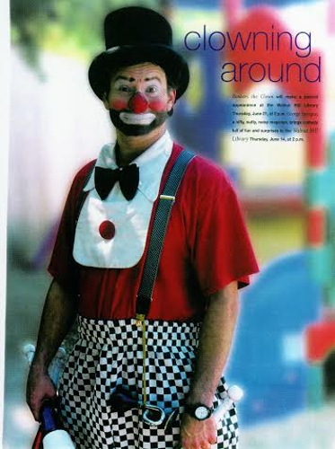 Bonkers the Clown John Rainone