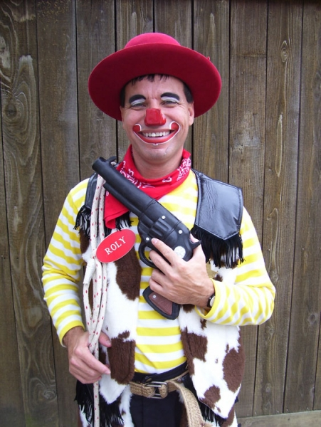 Roly the Clown