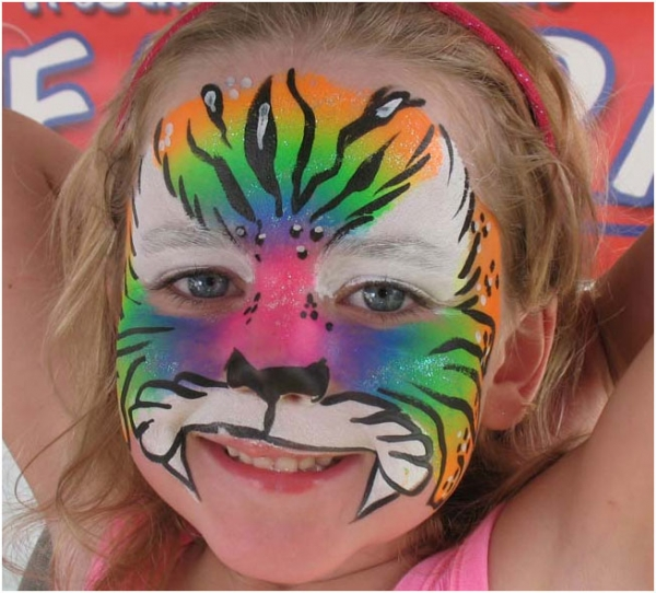 face painting by kat moore