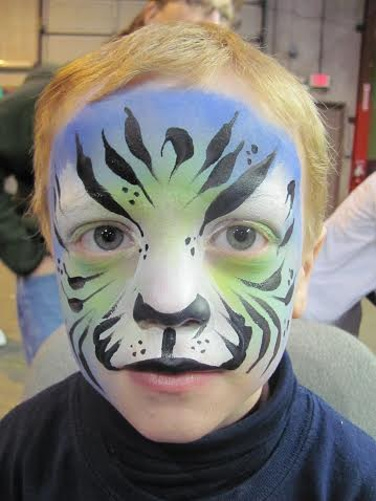 Face Painter Julie Scully