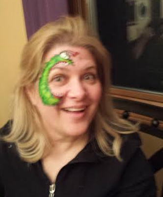 Face Painter Constance Connie Ritter