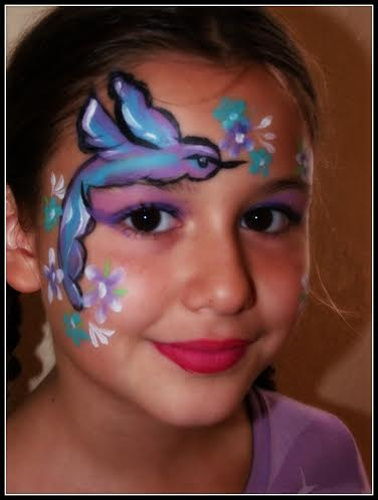 Face Painter Adriana Bodan