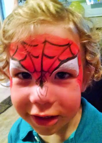 Face Painter Megan Ellis