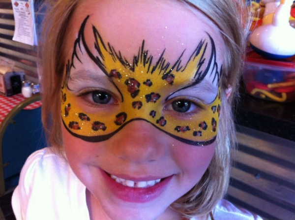 face paint by lauren-rae chismar