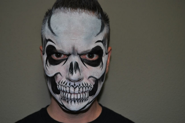 Face Paint by Chris Davis