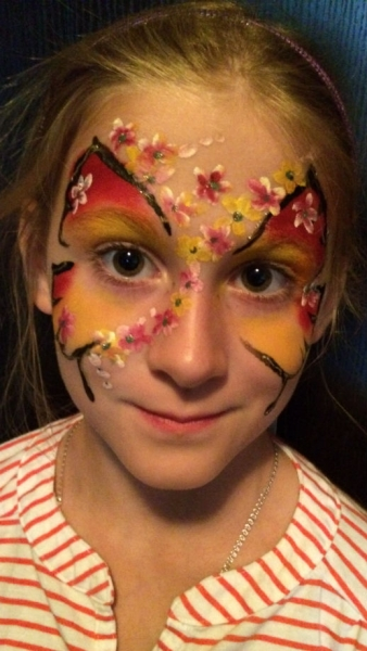 Face Paint by Karina Ross