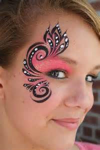 Face Paint by Carrie Miller